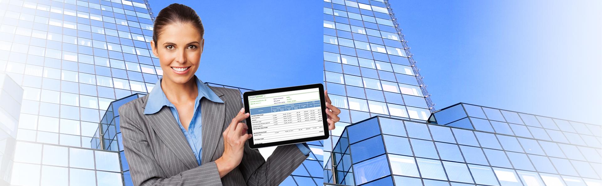 Energy billing for sub-tenant management